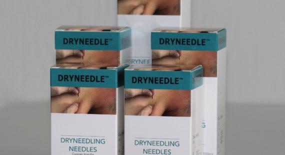 DryNeedle dryneedlingnaalden in nieuwe verpakking